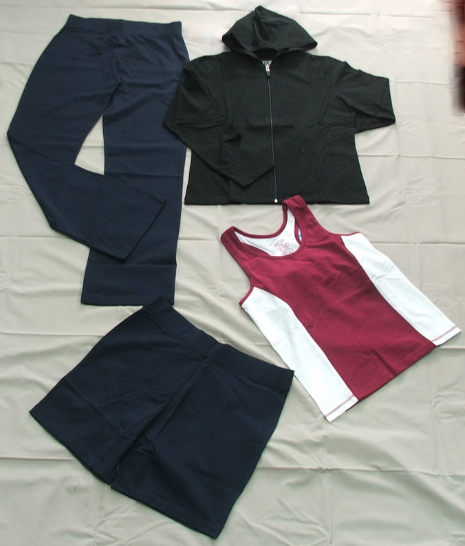 Ladies Yoga wear