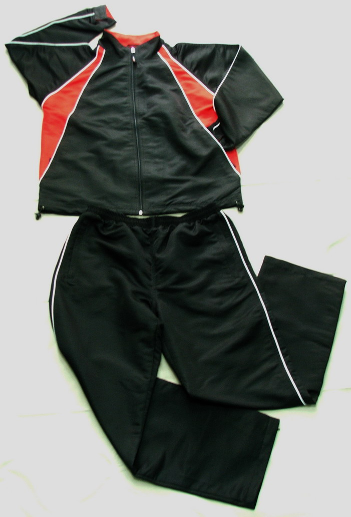 Adult's & Youth's Micro Twill Track Suits
