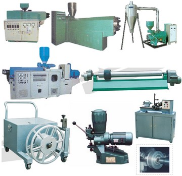 PLASTIC EXTRUDER MACHINE