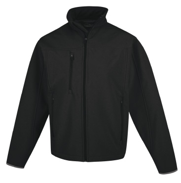 UNISEX INSULATED SOFT SHELL JACKET